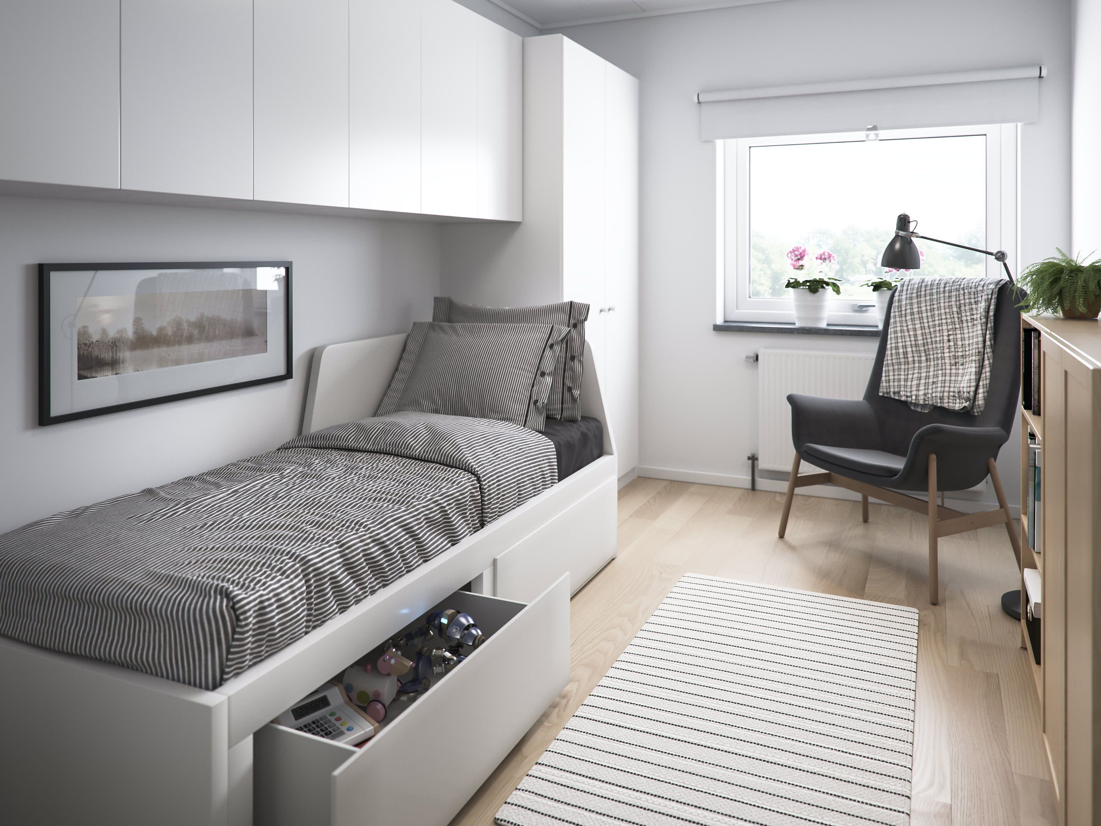 Ikea Is Designing Prefab Homes So That People With Dementia Can Be More Independent Prefab Homes Queen Of Sweden Co Housing