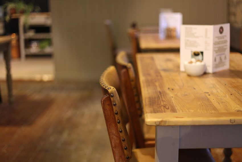 Northumberland Cheese Company – Interior — NWD