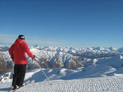 ski package deals queenstown
