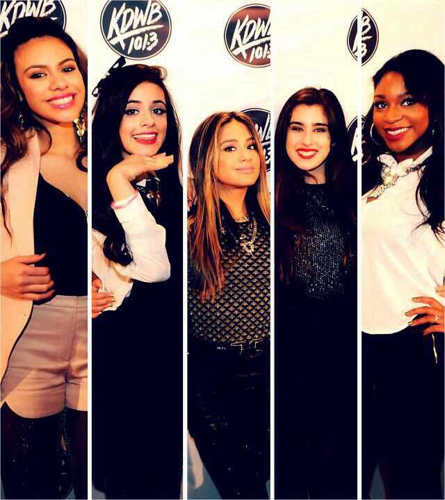 Fifth Harmony!!!!! ♥