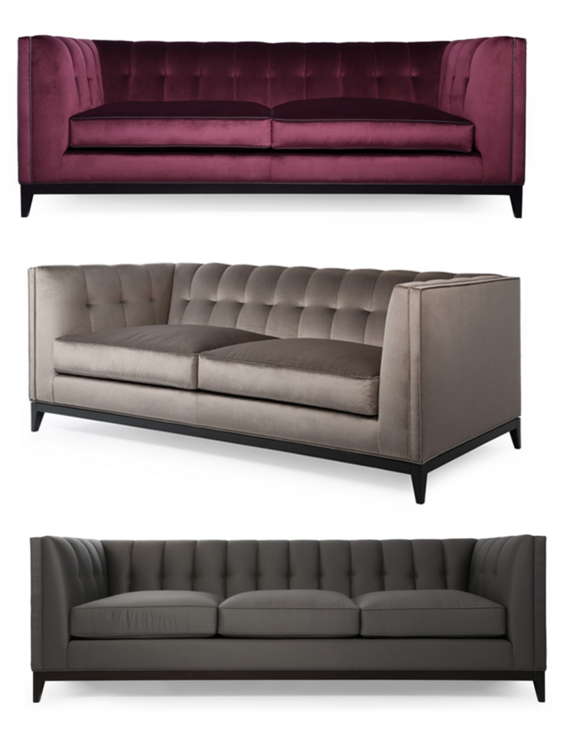 That Purple Color! | Sofa Design, Luxury Sofa, Sofa And Chair Company