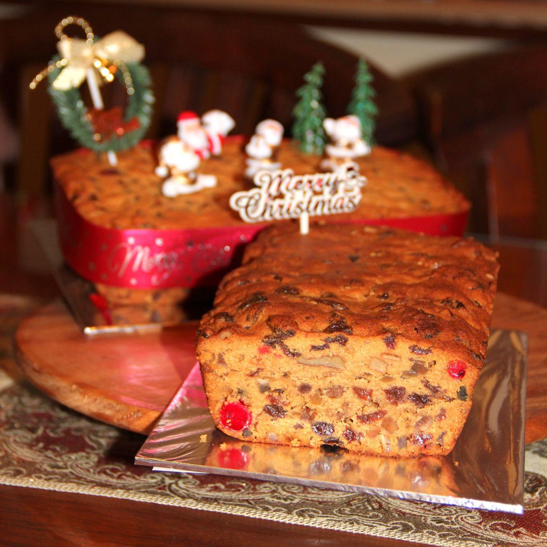 Nigella Lawson's Traditional Christmas Fruitcake
