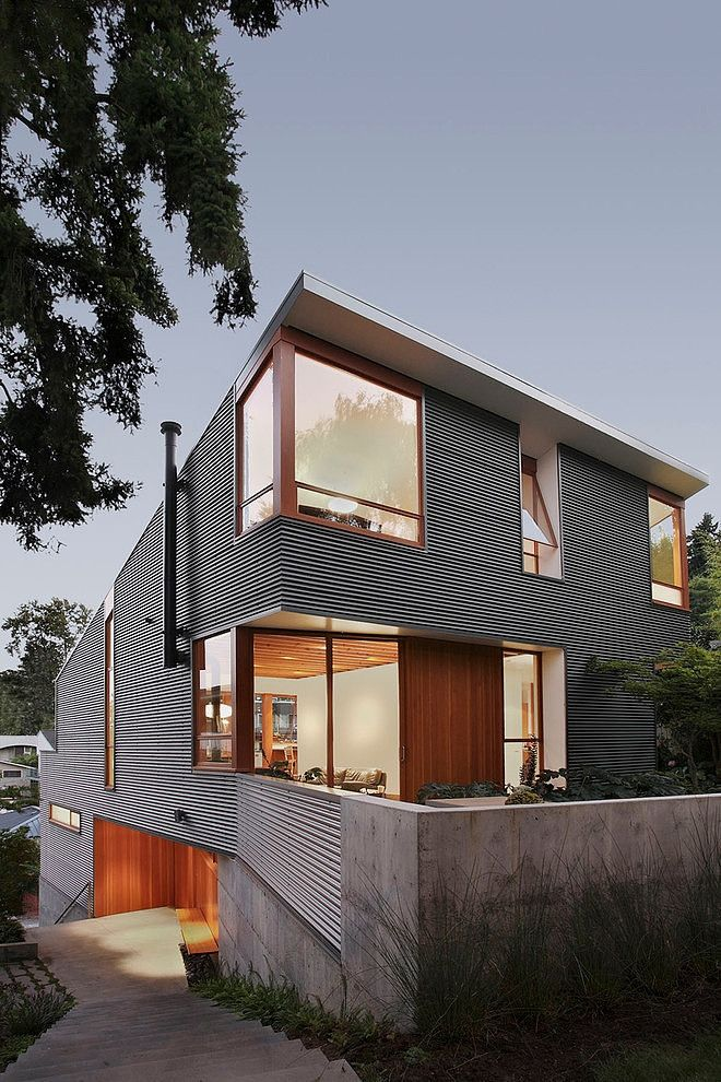 Captivating Modern House By SHED Architecture