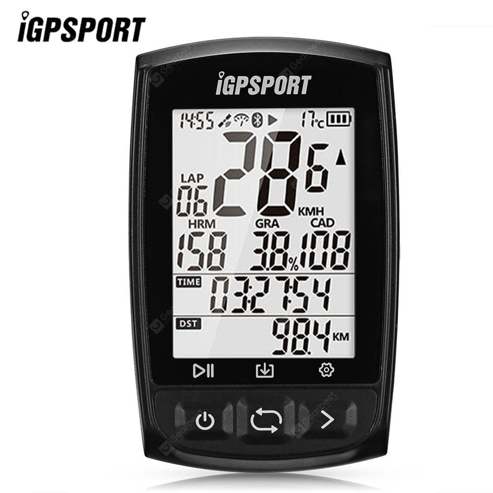 Buy Igpsport Igs50e Bluetooth Wireless Gps Bike Computer Sale