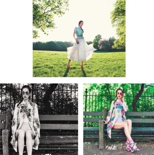 Style Shoot: Ana Chronos for Karinna Gylphe www.gylfphephoto.com