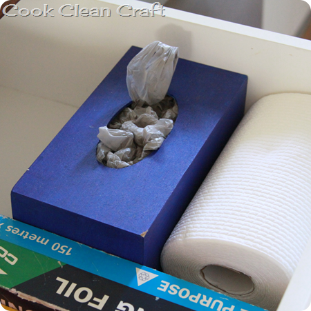 In Drawer Plastic Bag Holder Plastic Bag Holders Clean Crafts Clean Cooking