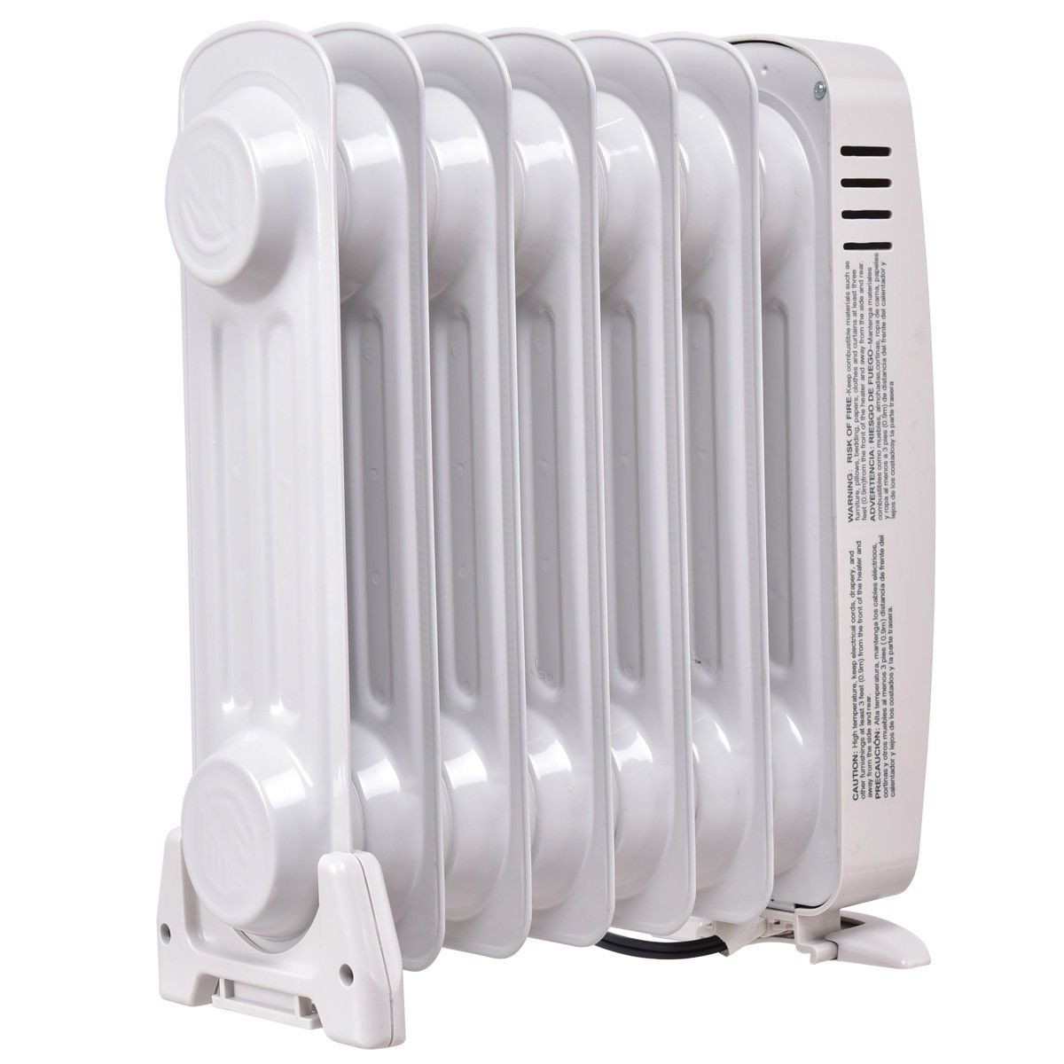 966335cadb1 Costway Oil Filled Radiator Heater Mini Portable Electric Room Thermostat  700W    Details can be found by clicking on the image.-It is an affiliate  link to ...