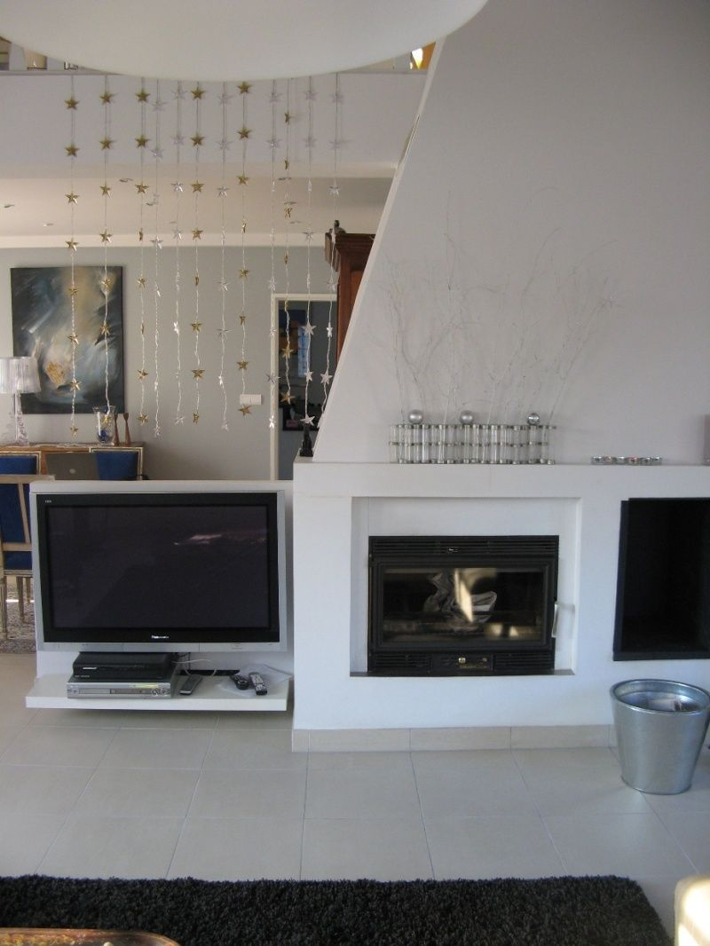 moderniser une chemin e. Black Bedroom Furniture Sets. Home Design Ideas