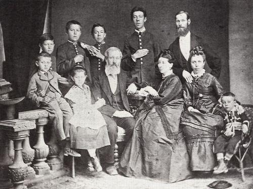 Famiglia Čecov, 1874 http://goo.gl/nMdKGE