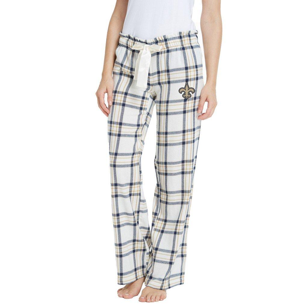 Women s New Orleans Saints Flannel Pajama Pants  278853370