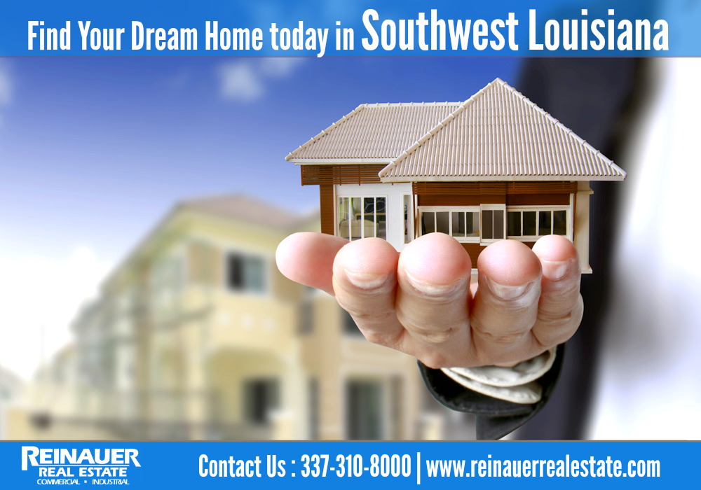 Residential Real Estate Agents In Southwest Louisiana Reinauer Is A Agency Located