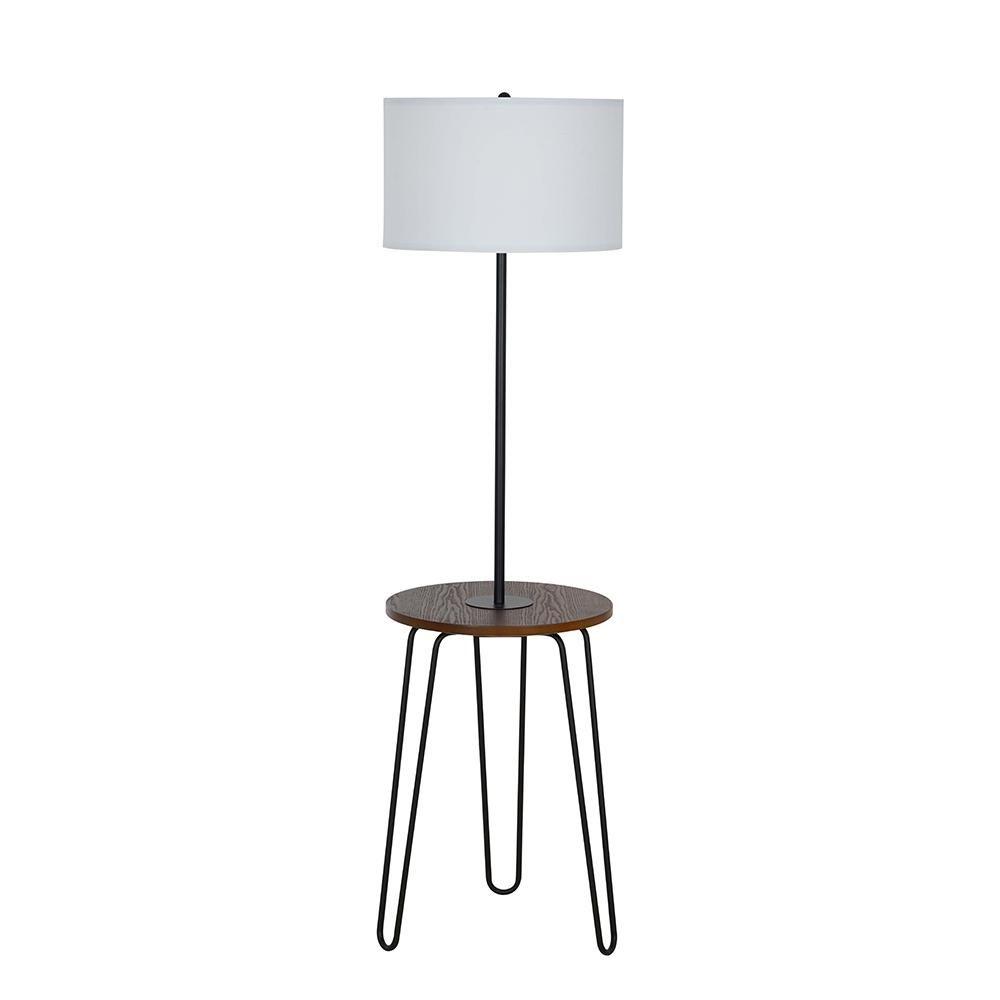 Stewart Shelf 62.5 Floor Lamp