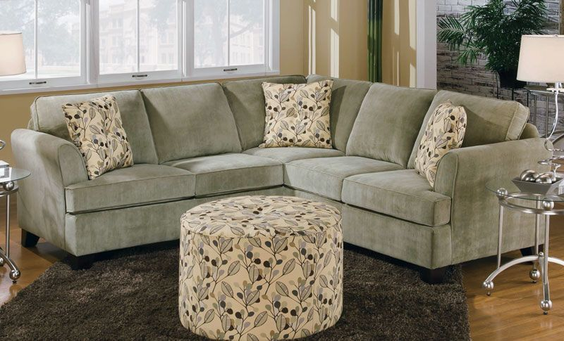 2 Piece Sectional Sofa   Grand Home Furnishings | K2399