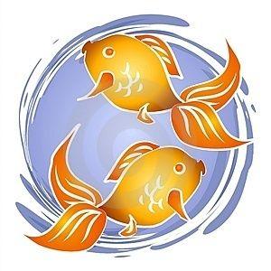Fish Fan Art Goldfish Clipart Clip Art Goldfish Stock Illustration