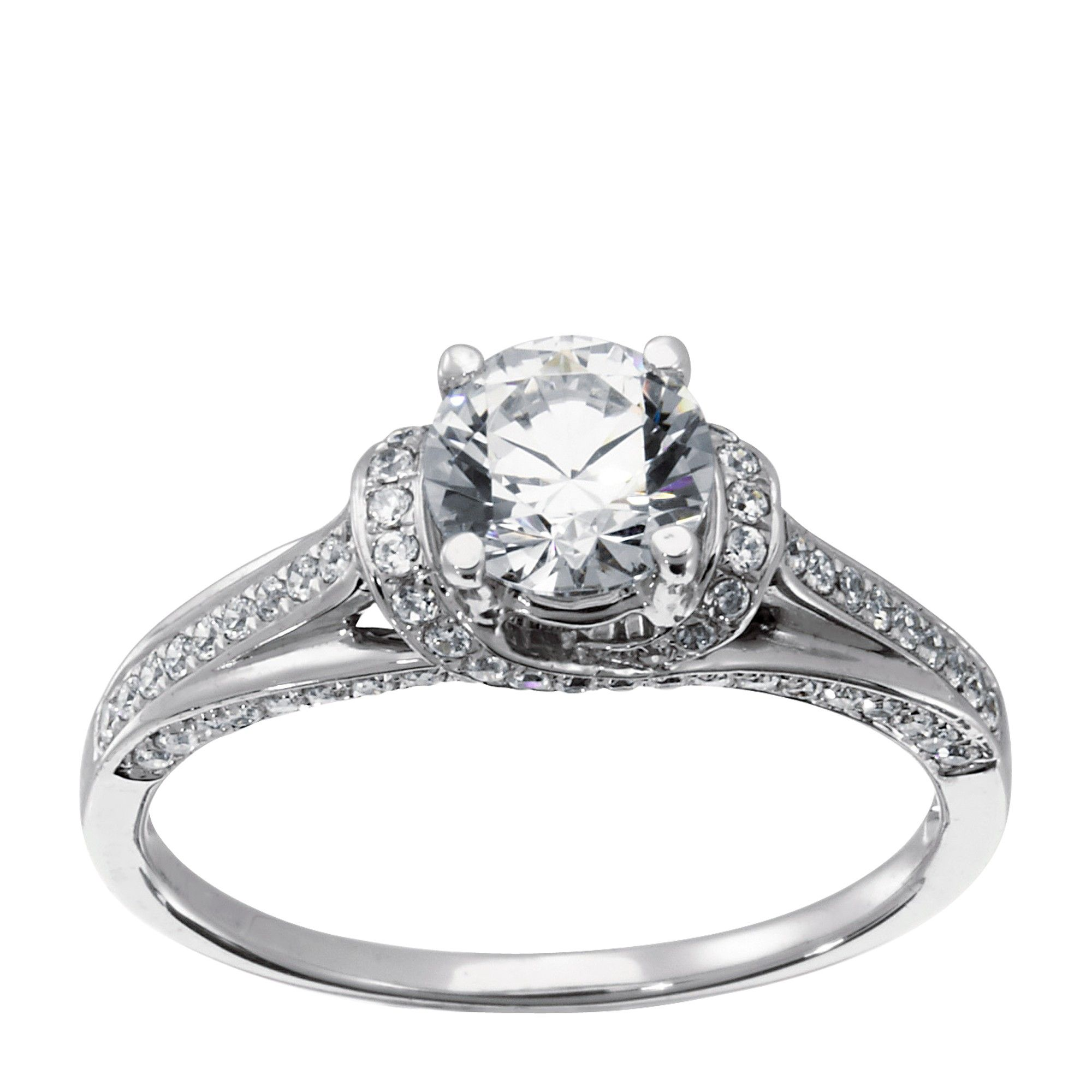 Jessica 10k Value Collection This Petite 10k Ring Is Surprisingly Glamorous With Its Modern Desig Engagement Rings Affordable Engagement Rings Pretty Rings