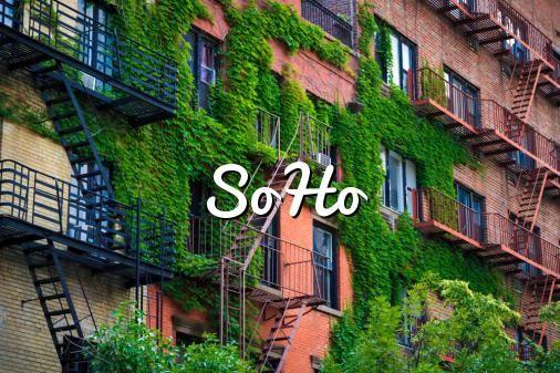 Barrios de Manhattan: zonas y de este distrito #nuevayork #viajar #usa