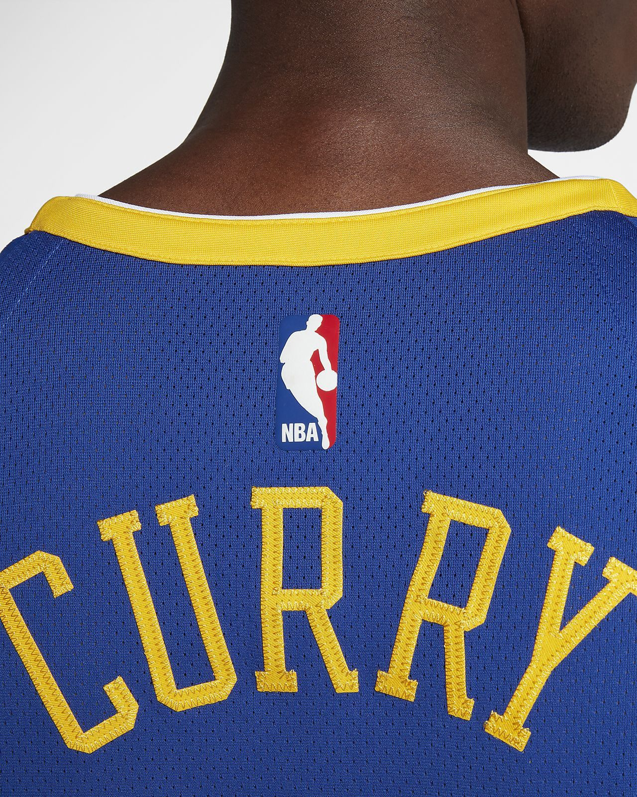 9bcea668e Nike Stephen Curry Icon Edition Authentic (Golden State Warriors) Men s Nba  Connected Jersey - L (48)