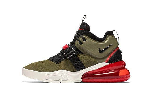 Nike Air Force De 270 Examen Jesus
