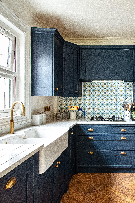 Herringbone Kitchens Kitchen Unit Designs Quirky Kitchen Decor Quirky Kitchen