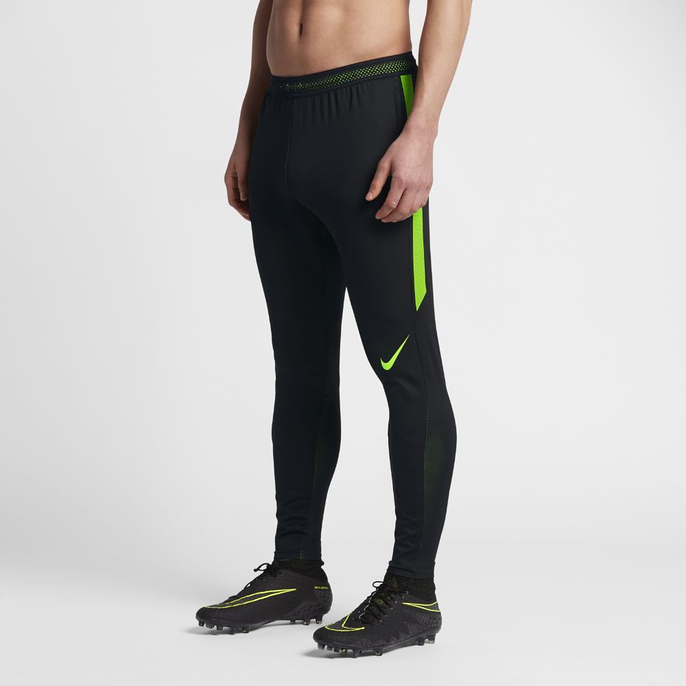 697f35c22db44 Nike Strike Flex Men s Soccer Pants Size Medium (Black) - Clearance Sale