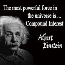 """Image result for einstein compound interest quote"""""""