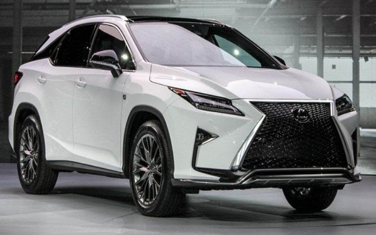 2018 Lexus Rx Concept Redesign Price And Release Date Http Carsinformations