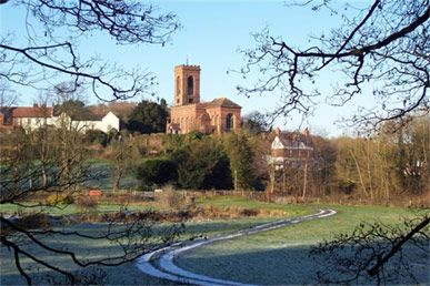 Wolverley, Worcestershire, England - SOmeday I will get back here to visit family