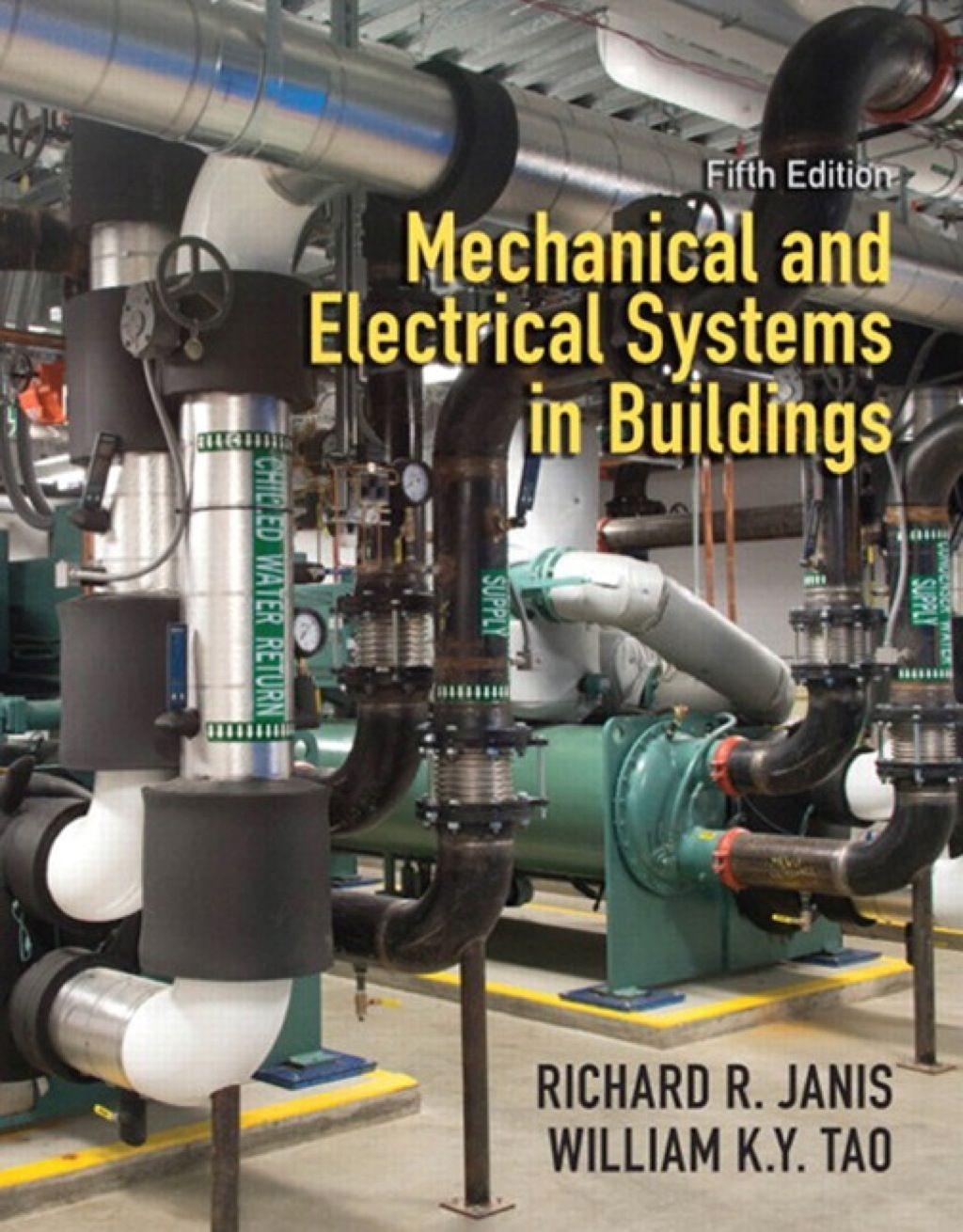 Mechanical & Electrical Systems in Buildings (eBook Rental