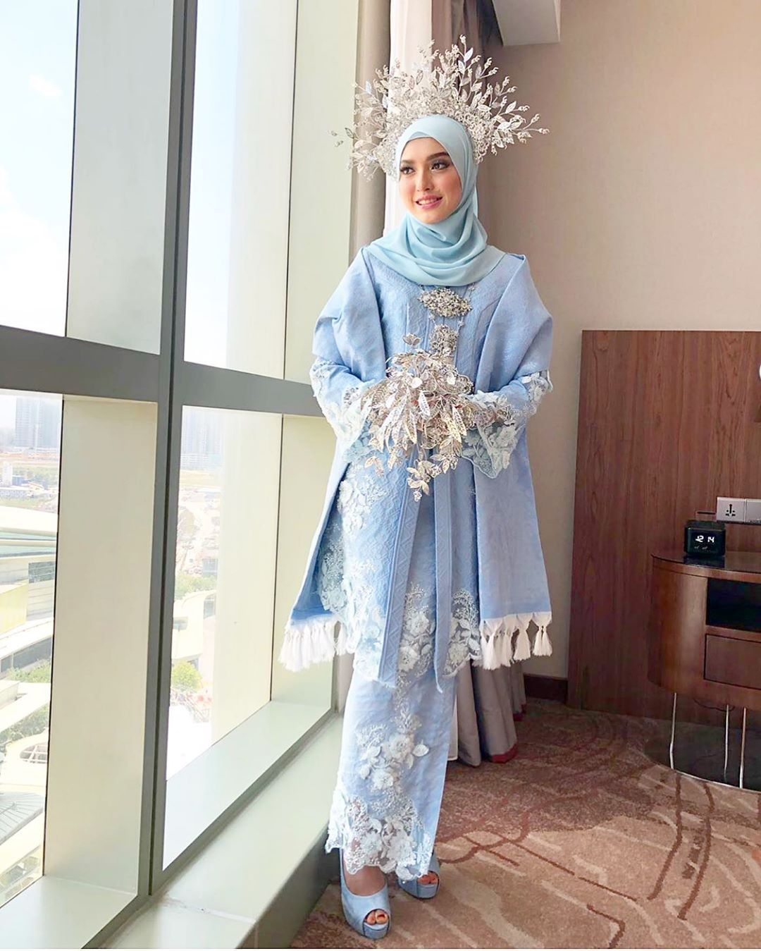 12,12 Likes, 12 Comments - Malay Wedding Dress (@malayweddingdress