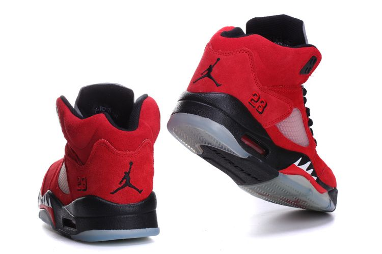 red jordans shoes for kids
