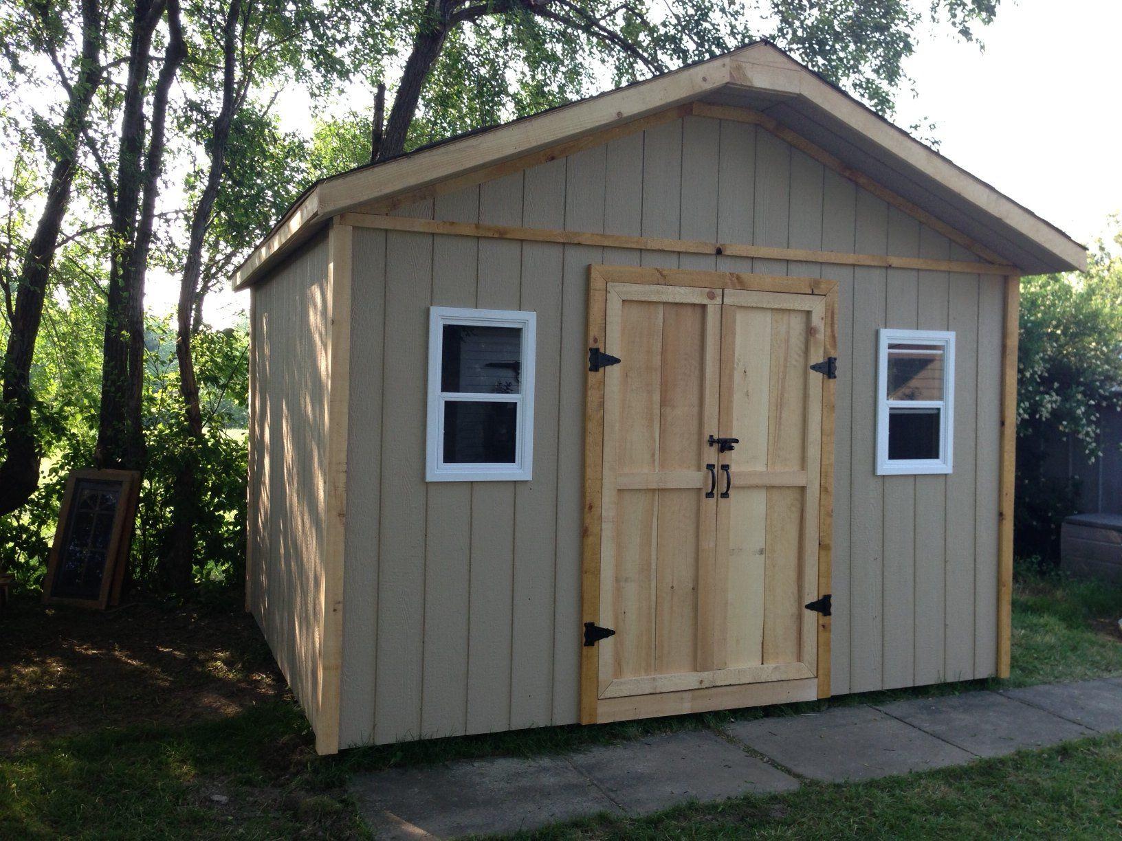 Garden Shed Doors