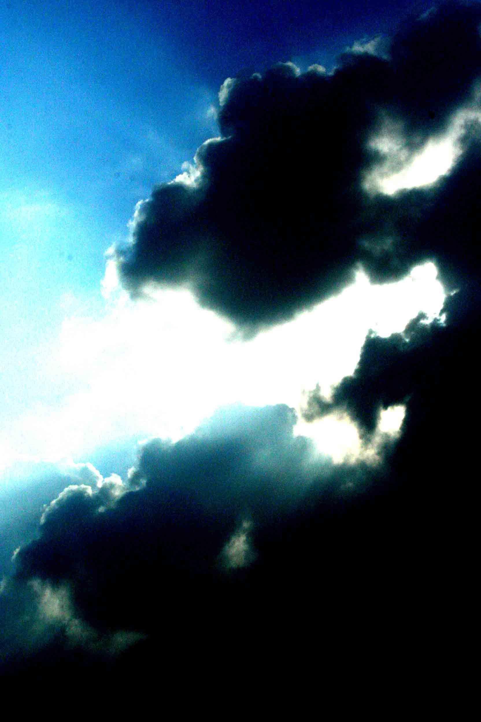 Godzilla Cloud Godzilla Clouds Kaiju