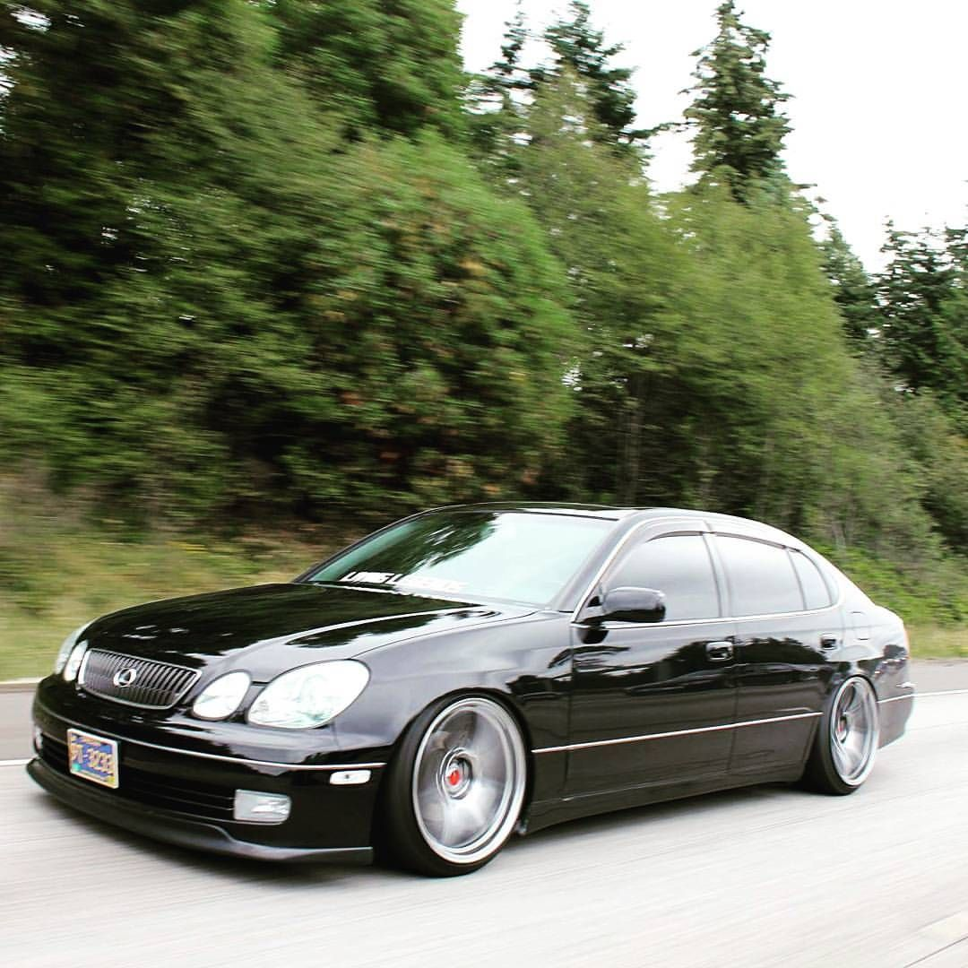 On the way to stancewars Seattle the other day  #lexus #gs300
