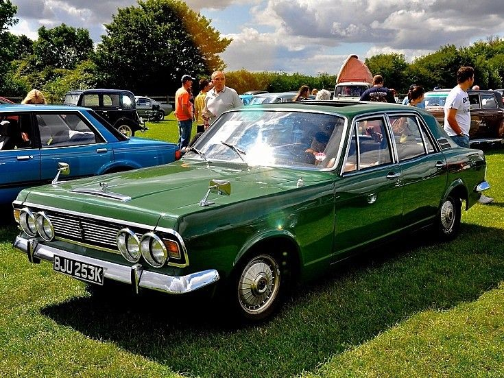 1970 Ford Zodiac Mk Iv Abbotts Of Farnham Estate Car Ford