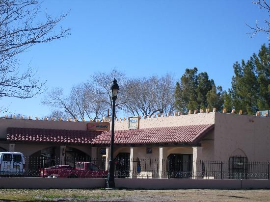 Andele Restaurant Old Mesilla New Mexico Food Good Enough To