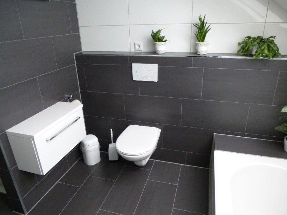 Badezimmer Boden Dunkel Fliesenverlegung Bad Fliesen Badezimmer Fliesen