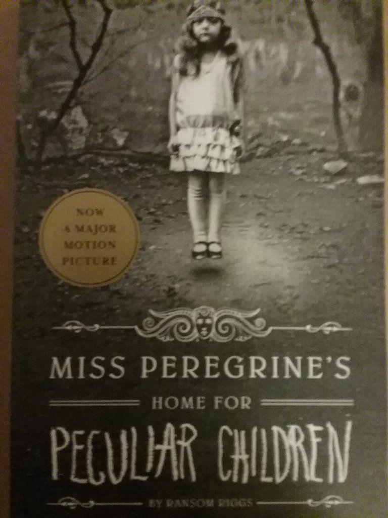 Copy Of Miss Peregrine S Home For Peculiar Children By Ransom Riggs Paperback Peculiar Children Book Books Peculiar Children