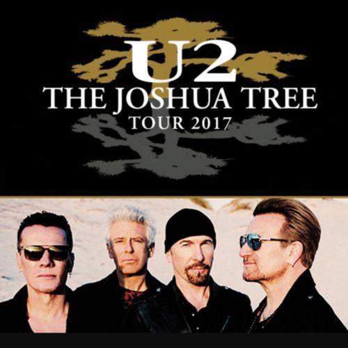 U2 Joshua Tree Concert tickets-Gillette Stadium 6/25/2017-2 Tickets Sec 132  http://dlvr.it/NFv8dlpic.twitter.com/ZG1vDotJYB