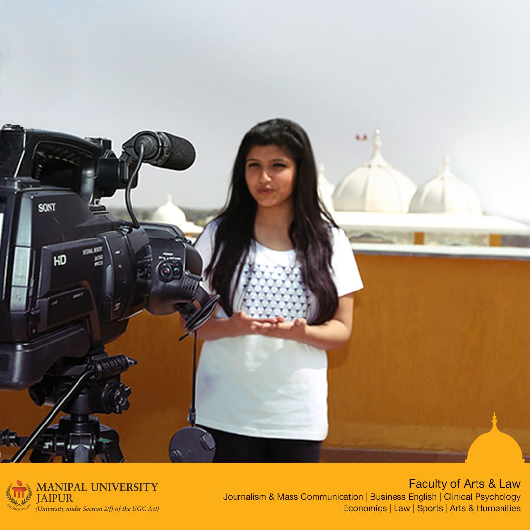 A Degree In Mass Communication Opens Up Opportunities In