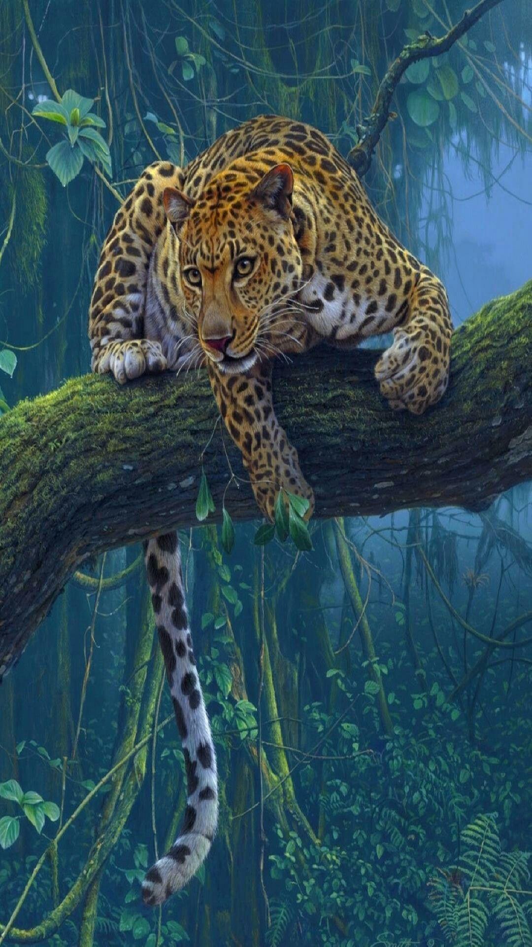 Животные красивые анимационные картинки анимация