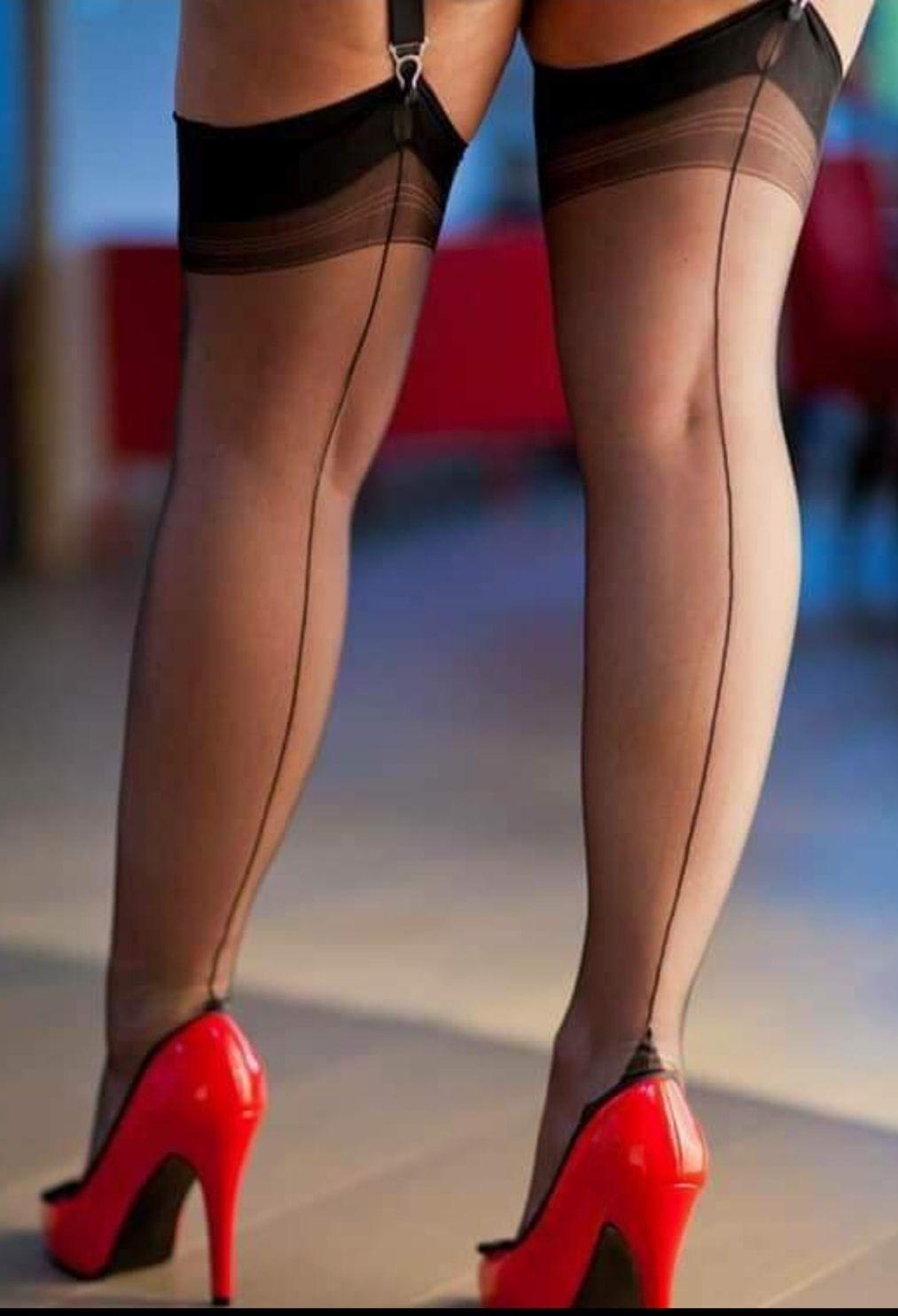 Pin on pantyhose & stockings