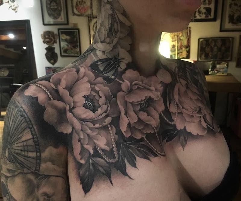 Chest Piece Tattoos Tattoo Insider Chest Piece Tattoos Pieces Tattoo Back Piece Tattoo