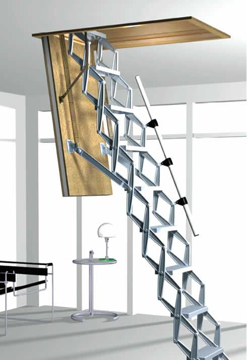 Best How To Install Attic Stairs Attic Stairs Stairs Design 400 x 300