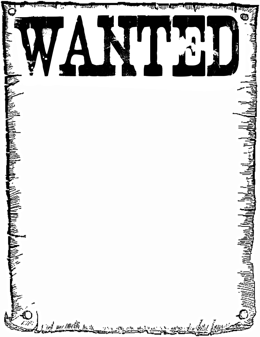 Wanted Http Www Wpclipart Com Page Frames Wanted Png Html Three Little Pigs Little Pigs Traditional Tales