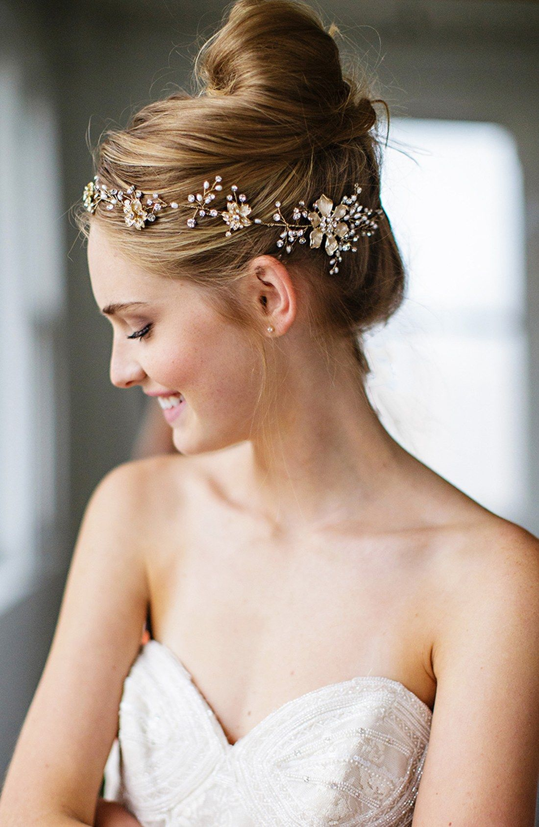 2017 wedding headpiece obsessions! hot hair accessory trends you'll