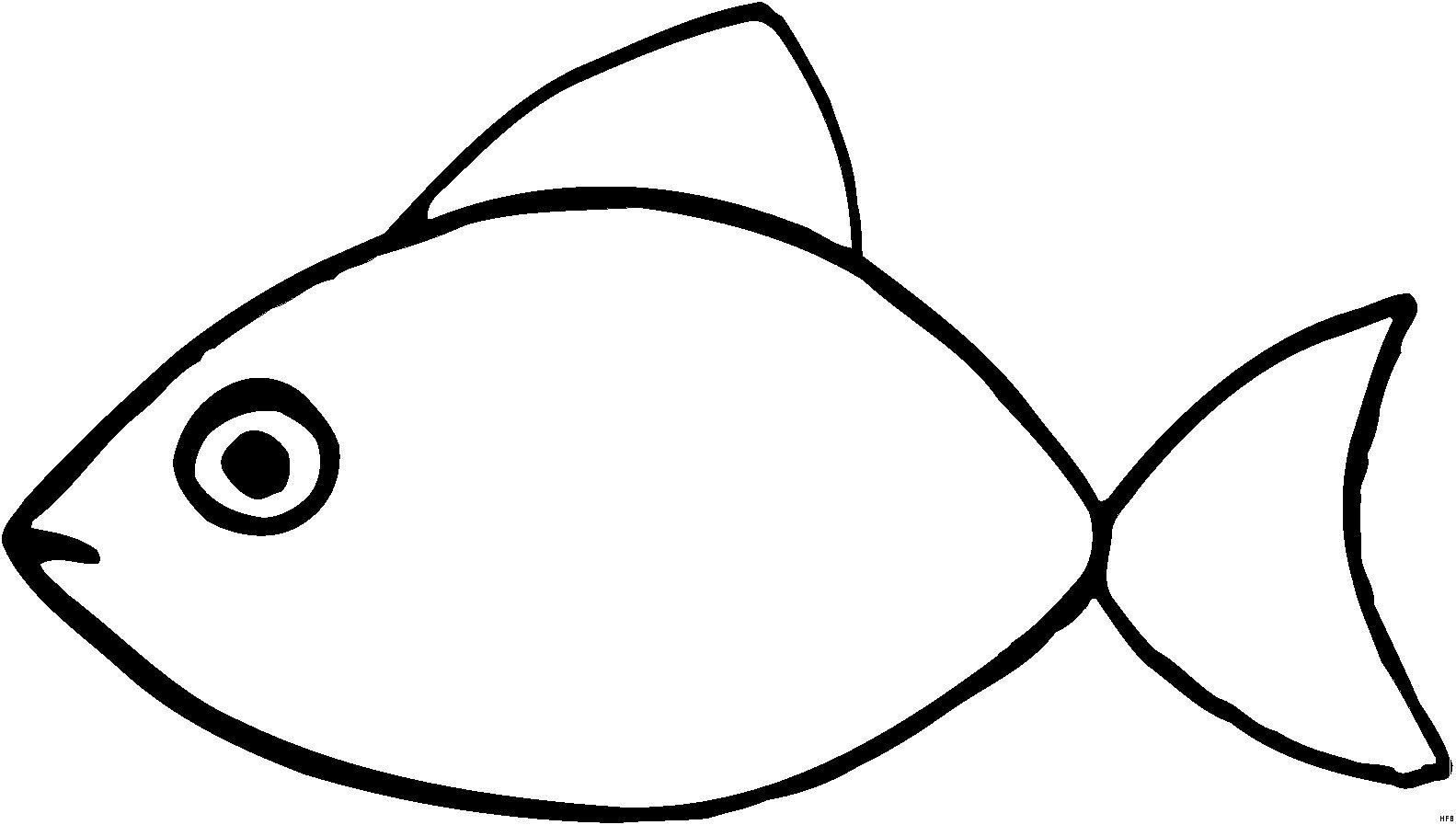 malvorlage fisch einfach  christopher ochoas malvorlagen