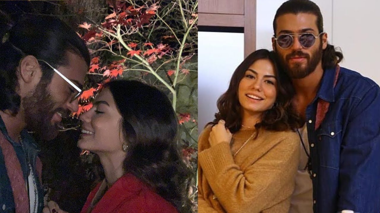 Latest Clicks Of Can yaman and demet ozdemir | Can Yaman in 2019