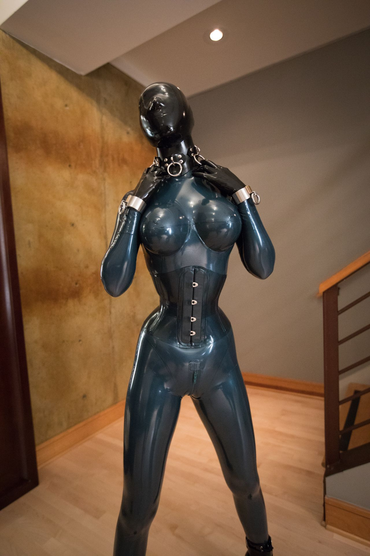 Rubber fetish latexfetish men interesting question