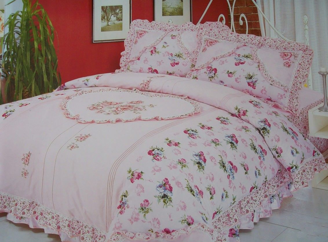 Bed Sheet Designs Hand Embroidery Pics Photos Cotton Design