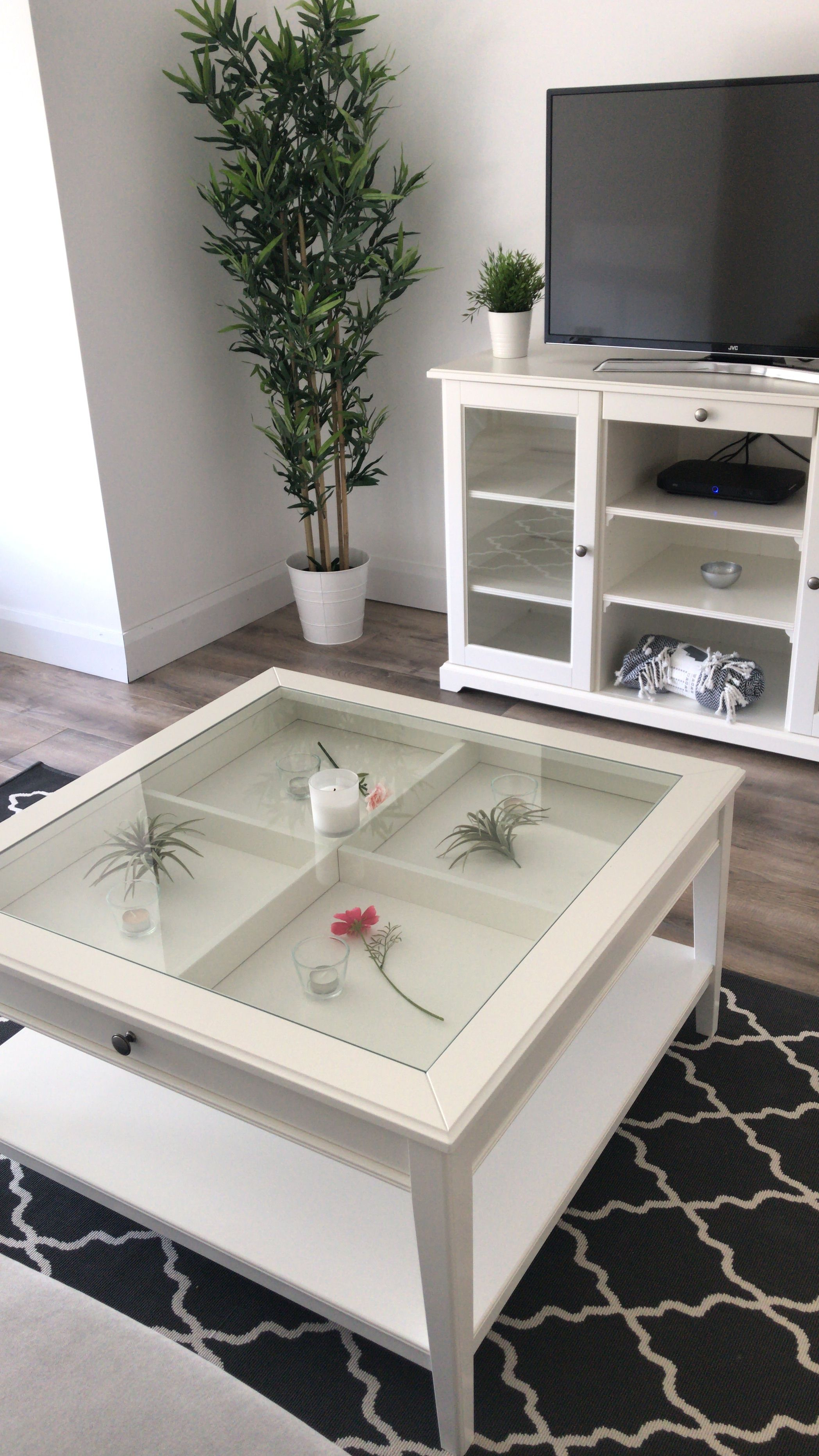 IKEA Glass Living Room Tables for sale
